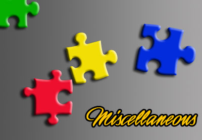 miscellaneous - definition - What is ?